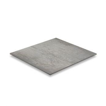 STN Ceramica Acier Silver Matte Πλακάκι από Γρανίτη Τύπου Μέταλλο 100x100cm