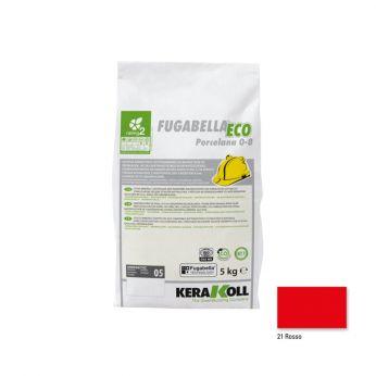 Στόκος 0-8 Kerakoll Fugabella Rosso