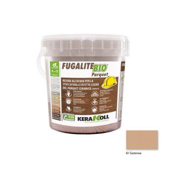 Στόκος για πλακάκια τύπου ξύλο Fugalite Bio Castanea