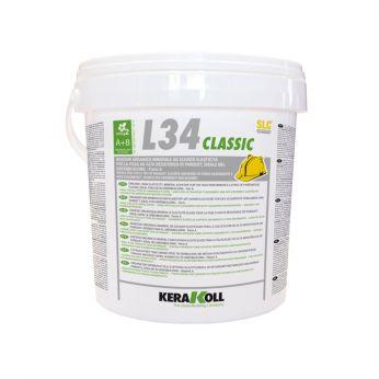 L34 Classic (Α+Β) Κόλλα Παρκέ Ανοιχτό Χρώμα 10kg