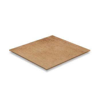 Πλακάκι δαπέδου χρώματος μπέζ.