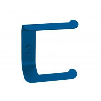 Διπλή Χαρτοθήκη Sanco Avaton Μπλε` Ματ