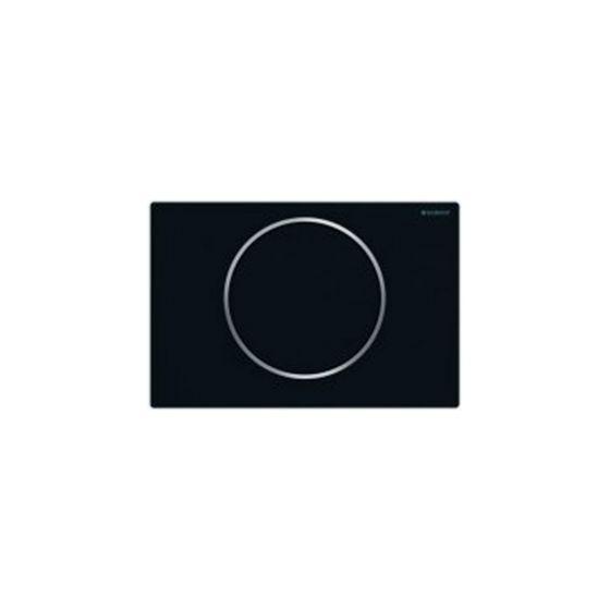 Geberit Sigma 10 Black / Chrome Πλακέτα Χειρισμού