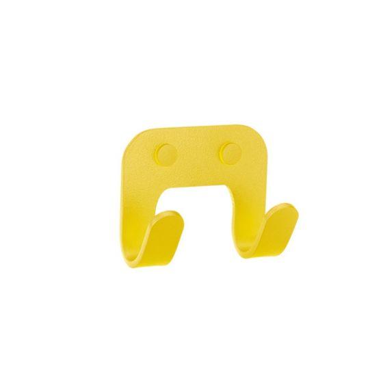 Διπλό Άγκιστρο Sanco Avaton Κίτρινο Ματ